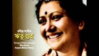 Jogote Anando jogye amar nimontron_Ritu Guha