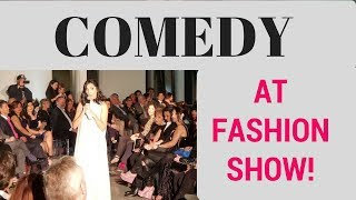 Comedy at a Persian Fashion Show!