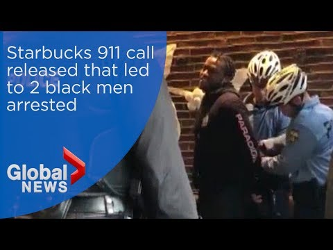 Xxx Mp4 Starbucks 911 Call Released That Led To 2 Black Men Arrested 3gp Sex