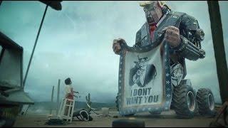 M.A.M.O.N. - Latinos VS. Donald Trump short film cortometraje