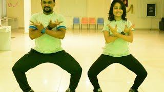 Kuttanadan Punjayile_Vidya Vox | Zumba Choreo by Naveen Kumar & Jyothi Puli | NJ Fitness