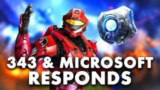 343 & Microsoft Responds to ElDewrito Halo Online
