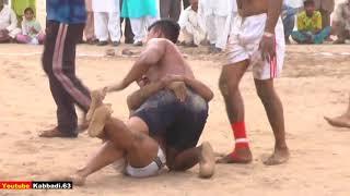 kabaddi match 67 sadhar vs 62 canankey tournament 63jb mahta