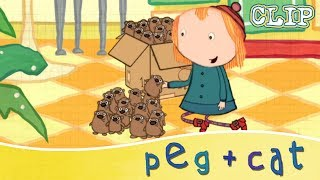 Peg + Cat - Solving Big Problems Day By Day (25 MINUTES!)
