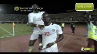 Sénégal vs Burundi (3-1)   Qualifications CAN 2017