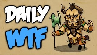 Dota 2 Daily WTF - Rupture is in the air