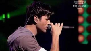 Enrique Iglesias-Tired of being sorry Live 2007 TMF Awards