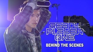 'Ready Player One' Behind The Scenes