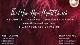 Love Message from Pastor Branch