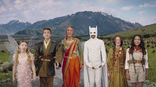 KIDS UNITED - Chacun sa route feat. Vitaa (Clip Officiel)