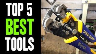 TOP 5 BEST TOOLS! (Simple Automotive Wiring Repairs)