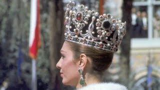 QUEEN OF ALL QUEENS - Empress Farah Pahlavi -