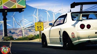 Checking Out Some NEW Races - GTA 5 GUNRUNNING DLC (4K Stream)