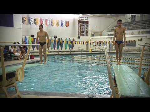 Neuqua Valley Invite, Boys Diving // 12.16.16