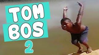 TOMBOS ENGRAÇADOS DA ZUEIRA 2 - CAINDO DE MOTO COM ESTILO