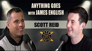 James English meets Scott Reid - Still Game, Methadone Mick, Orlando Bloom, Acting, Drinking.
