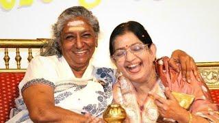 'S Janaki 50 Not Out' | P Susheela & Manorama Speaking