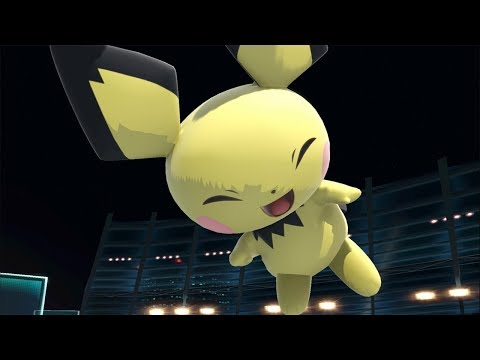 Xxx Mp4 Void S Guide To Play Pichu In Smash Bros Ultimate 3gp Sex
