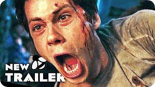 The Maze Runner 3 Final Trailer (2018) The Death Cure