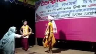 monipuri dance