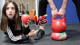 SQUISHIES vs 800 POUNDS!!