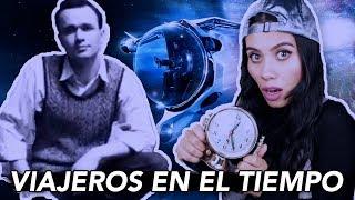 ¡6 MISTERIOSOS casos de VIAJES EN EL TIEMPO! | Paulettee