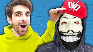 I WANT PZ9 A SPY NINJA! Spending 24 Hours Creating DIY Challenge to Distract Hackers