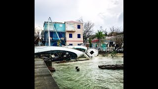 A timeline of Hurricane Irma hitting St. John in the Virgin Islands