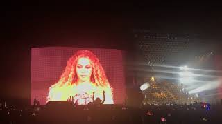Beyonce 2018 Coachella performance (Crazy in Love)