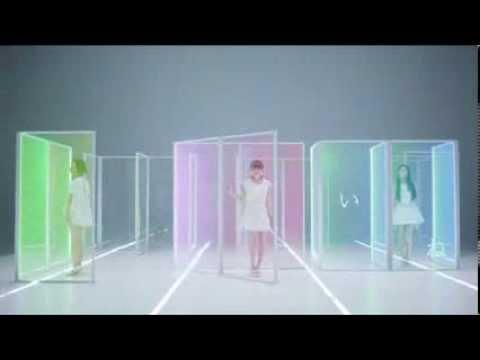 [MV] Perfume「1mm」(short ver.)