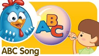 ABC Song - Lottie Dottie Chicken - Kids songs and nursery rhymes in english