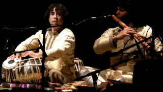 Zakir Hussain & Masters Of Percussion Live @ Zellerbach Hall, Berkeley CA 3/24/12 almost Full Show