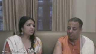 How to stay happy in married life by HG Param Prabhu and Gauramani Mataji