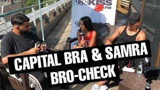 Bro-Check: Capital Bra & Samra Im Exklusiven Interview