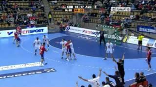 أحسن هدف في بطولة العالم لكرة اليد 2011