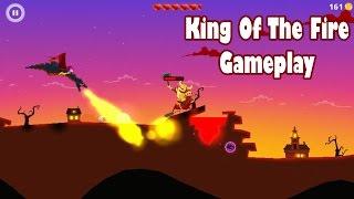 Dragon Hills King Of The Fire Gameplay (game naga perang)