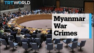UN say Myanmar military must face genocide charges   Turkey
