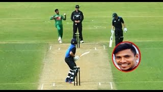 Mustafizur Rahman 2 wickets Bangladesh vs New Zealand XI match