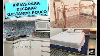 COMO DECORAR A CASA GASTANDO POUCO: IDEIAS DOS SEGUIDORES   Organize sem Frescuras!