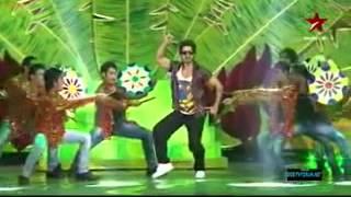 shahid kapoor dance at iifa 2012 for kamal song