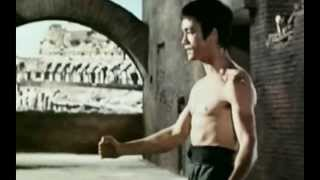 W.O.T.D. Bruce Lee VS Chuck Norris  with Ayda - Coliseum and Opena {Original and Club Mixes}