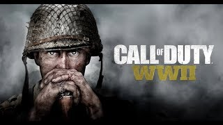 Call of Duty : WWII《決勝時刻:二戰》Part 1 - COD回歸啦!!