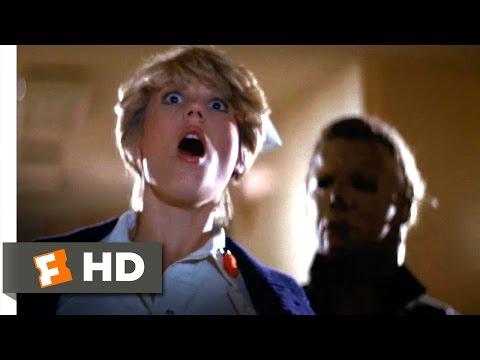 Xxx Mp4 Halloween II 7 10 Movie CLIP Knifing The Nightshift Nurse 1981 HD 3gp Sex