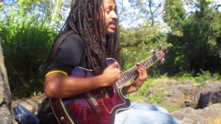 MIGHTY LION - Loosing my way - REGGAE Acoustic - session AUG2016