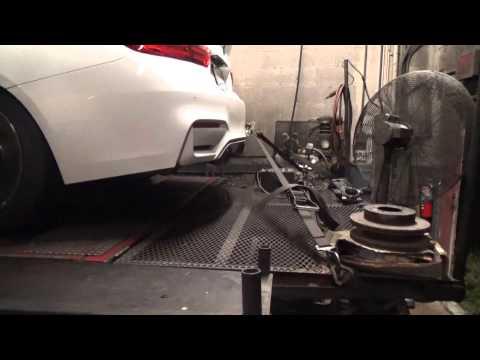 BMW M4 S55 Twin Turbo Dyno 553HP and 594.74TQ Bonus 2Jz Supra Dyno + Backfires