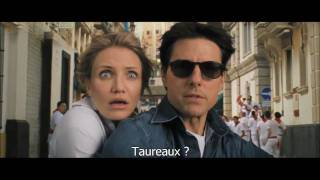 Knight And Day official trailer 2 HD Tom Cruise Cameron Diaz ( vostfr ) MUSIC UPRISING BY MUSE