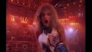 David Lee Roth - Yankee Rose (Official Music Vídeo castellano)