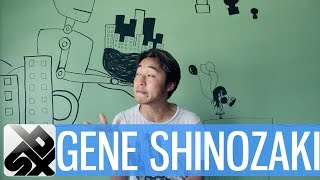 GENE  SHINOZAKI  |  BRAIN