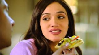 #KararaPyaara Domino's Double Cheese Crunch pizza - Kannada