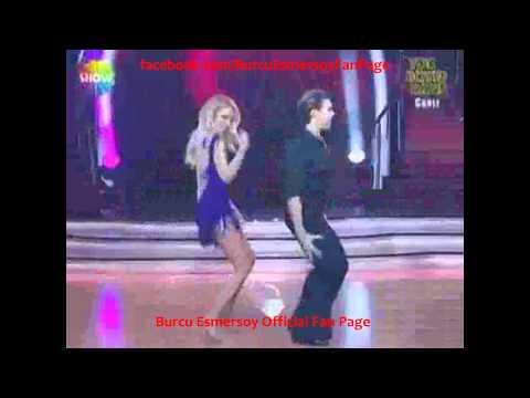 Burcu Esmersoy Yeniden Dans Pistine Çıktı facebook BurcuEsmersoyFanPage